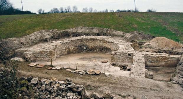 Arheološko nalazište rimske vile Ćelije