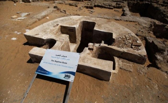 Arheolozi pokušavau da sačuvaju drevne ruševine Gaze