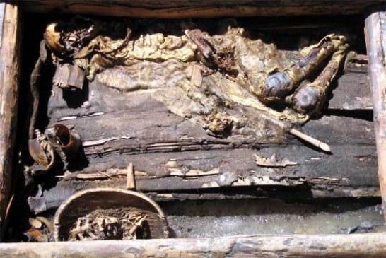 Otkriven grob mongolskog ratnika iz 13. veka