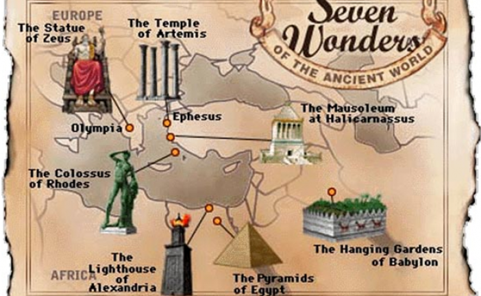 Sedam čuda antičkog sveta