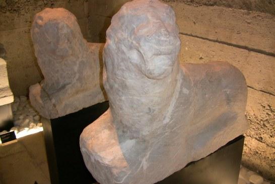 Antički spomenici na gradilištu