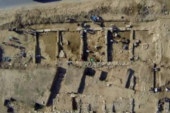 U Grčkoj otkriven tržni centar star 2.700 godina