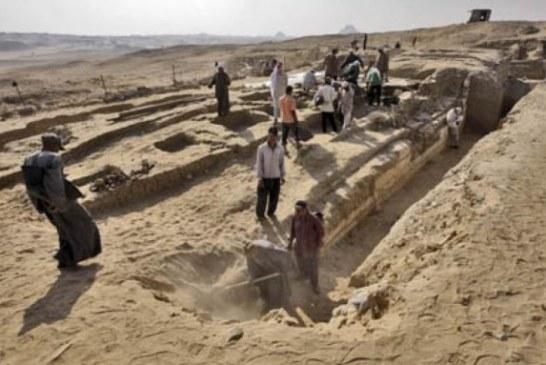 FARAONOV LEKAR: Otkrivena 4.000 godina stara grobnica