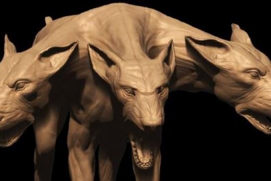 """""""Vrata pakla"""": Pronađena statua troglavog psa"""