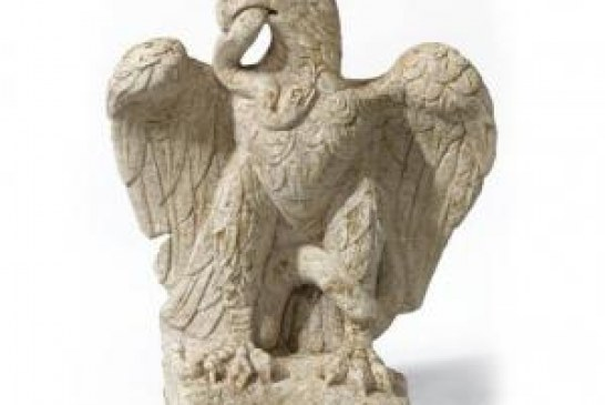 OTKRIĆE U LONDONU: Spektakularna figura rimskog orla pronađena u jarku kod stanice