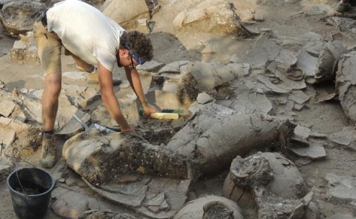 Arheolozi u Izraelu pronašli vinski podrum star 3.700 godina