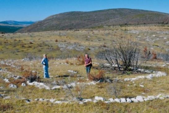 Arheolozi otkrili stаroslovenski hrаm nа vrhu Pešterа