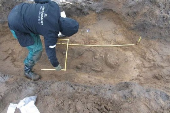 Arheolozi amateri: Pronašli grob krstaškog ratnika