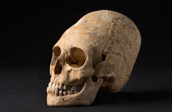 Pronađena lobanja aristokratkinje koja je živela pre 1650 godina