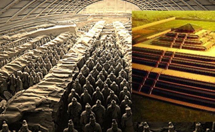 Arheolozi strahuju od smrtonosnih zamki u grobnici cara Qin Shi Huanga