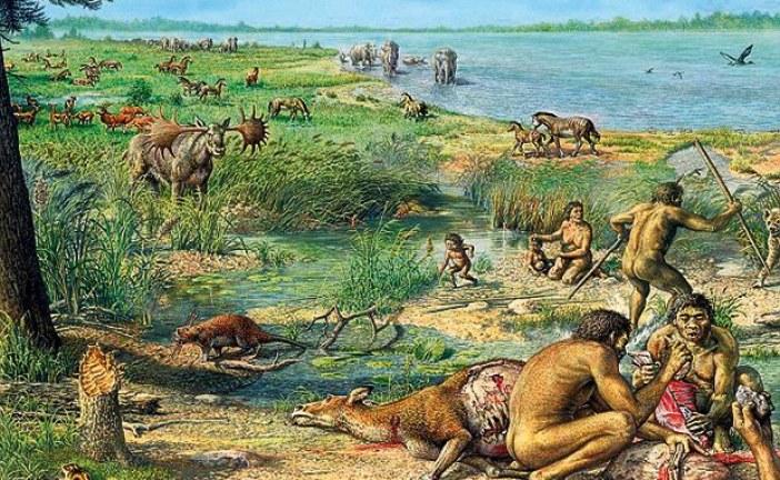 ČUDO: U Britaniji otkrili naselje staro čak milion godina!