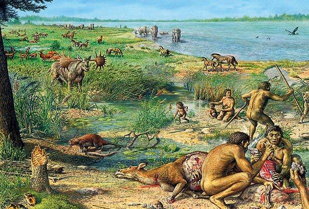Vešti lovci... Najstariji Britanci imali su napredno oružje