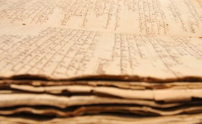 Nacisti odneli 40 vagona dokumenata