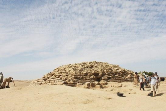 Otkrivena piramida stara 4600 godina!
