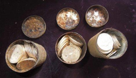 Pronađeni novčići bi mogli da izazovu novu zlatnu groznicu