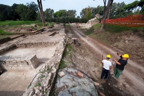 Arheološko nalazište u luci Ostija