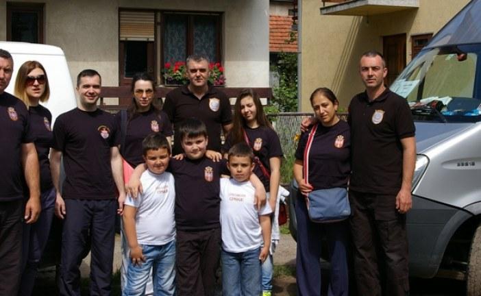 Pomozimo Srbiji (humanitarna pomoć)