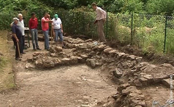 Antička vila rustika u Plešu?