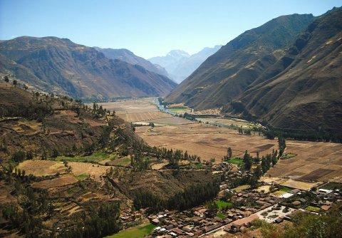 Sveta dolina Inka u Peruu