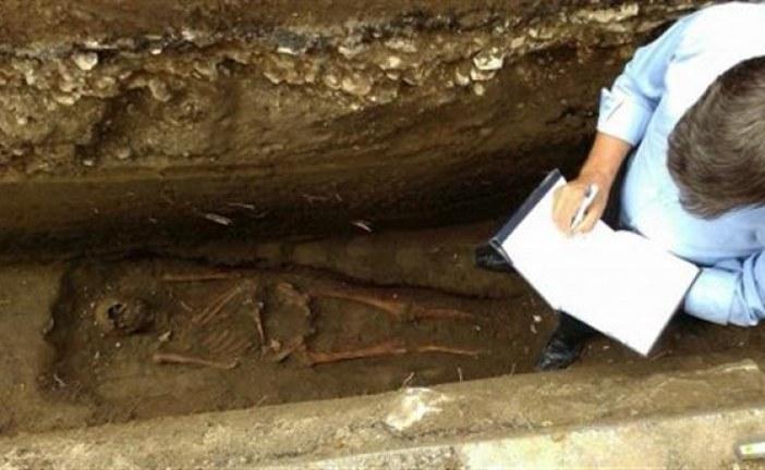 SLUČAJNO OTKRIĆE Pronašli skelete Avara u centru Požarevca
