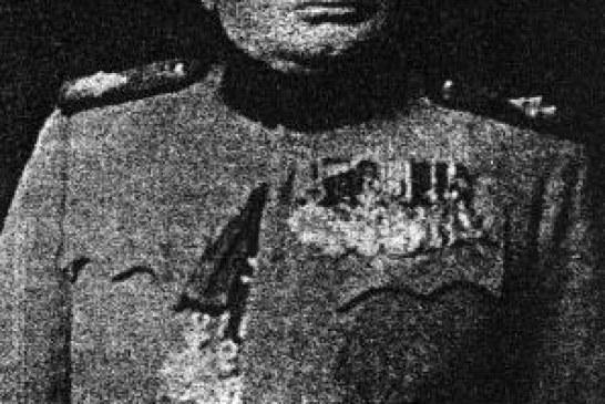 Bajo Milunović –junak sa Kolubare