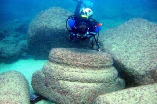 Na dnu mora u Grčkoj, pronađen potonuli grad