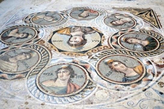 Pronađen mozaik star dva milenijuma (FOTO)