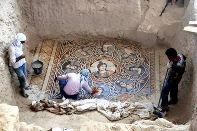 Mozaik star dva milenijuma