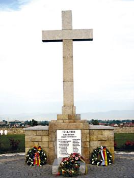 Spomenik nemačkim borcima