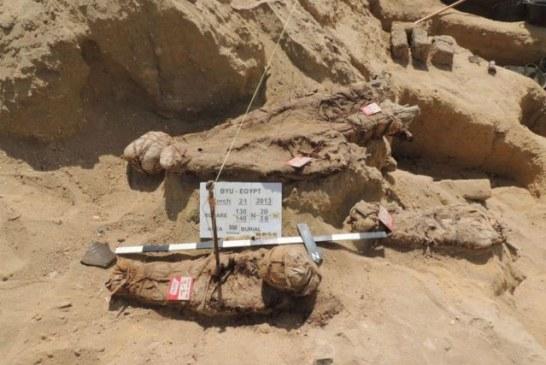 U Egiptu otkrivena grobnica sa više od milion mumija