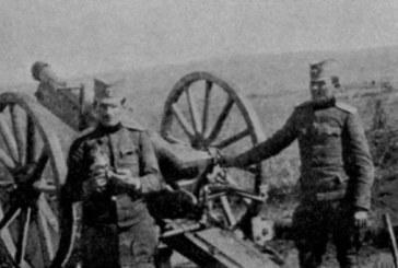Два српска јунака једним топом против аустроугарске силе