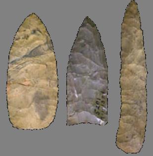 Kamene oštrice iz vrlo rane praistorije