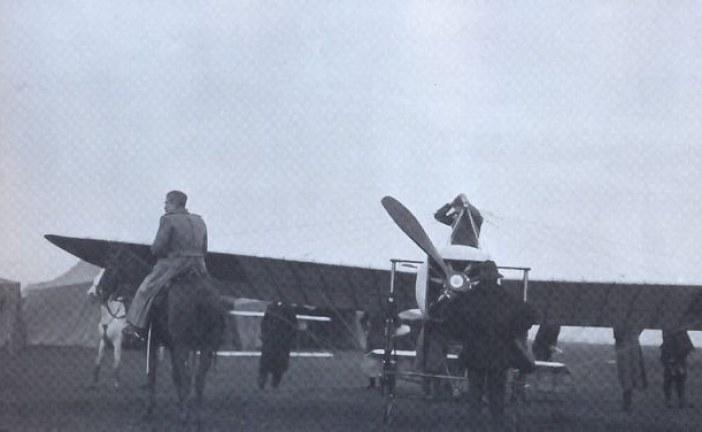 Istorija srpskog vojnog vazduhoplovstva