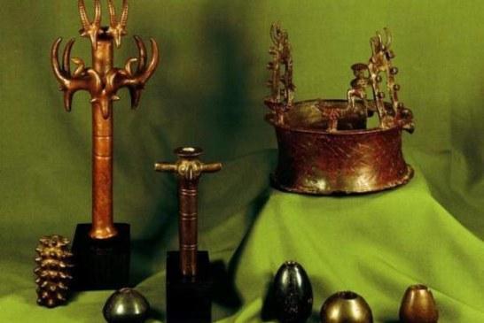 Ko je napravio krunu staru 6000 godina zajedno sa predmetima zagonetne namene?