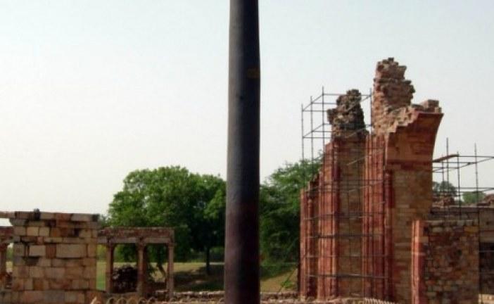 Gvozdeni stub u Delhiju