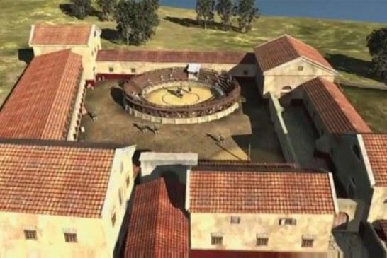 Ovako su izgledale rimske škole gladijatora