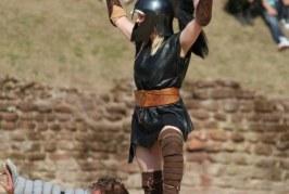 Jeste li čuli za gladijatorke?