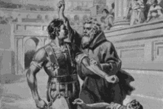 Poslednja borba gladijatora u istorji