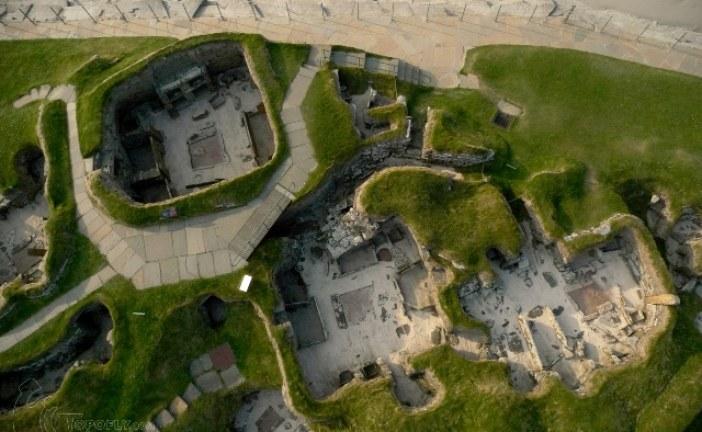 """Skara Brae – Misteriozne """"izrezbarene kamene lopte"""""""