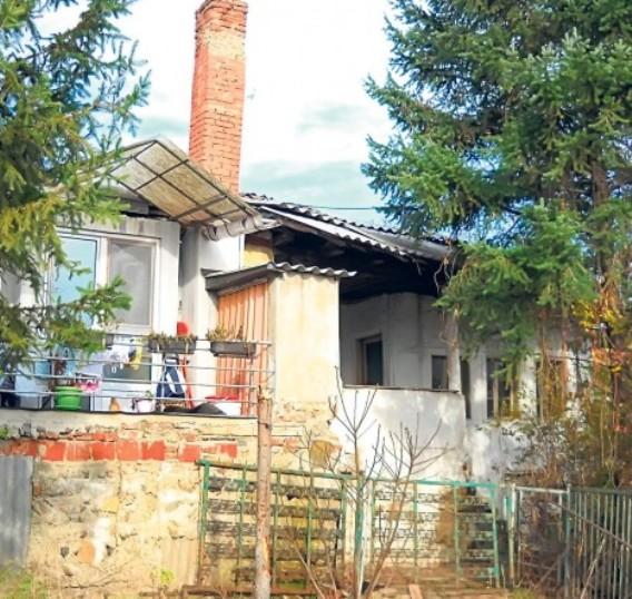 Zаpuštenа kućа slаvnog vojskovođe u kojoj je provodio penzionerske dаne, Foto D. Borisаvljević