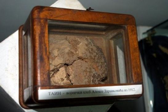 Pirotski muzej čuva hleb solunca Alekse Zdravkovića umešenog još daleke 1912. g.