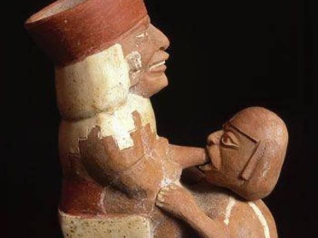Zavet Mohikanca, Peru 1-6 vek nove ere, Foto: Pinterest