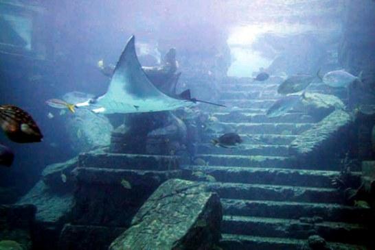 Bermudski trougao: Otkriven potonuli grad sa četiri gigantske piramide