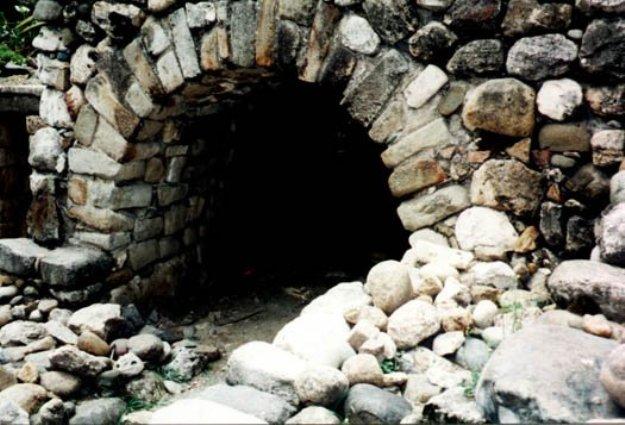 Drevni tunel u ekvadoru