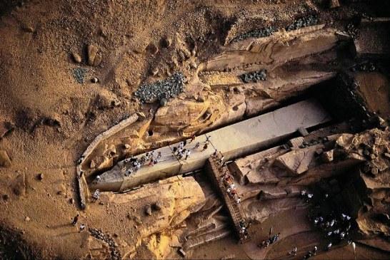 Misterija najvećeg egipatskog obeliska teškog 1200 tona