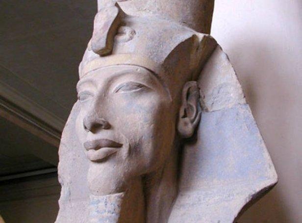 Faraon Ehnaton.