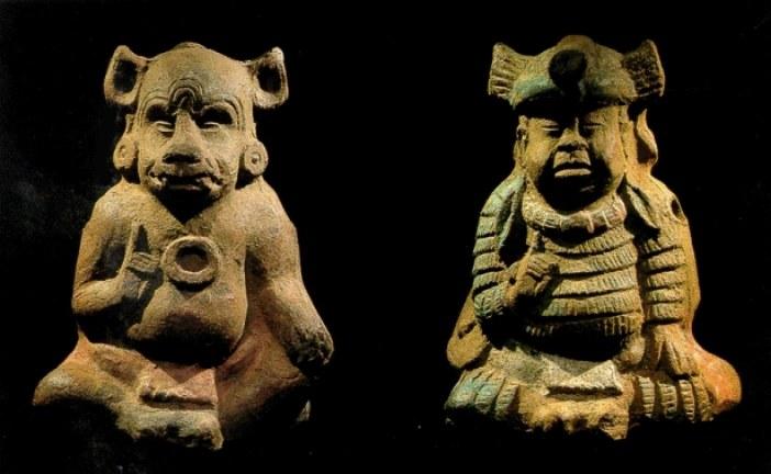 Pronađene 1.300 godina stare figure majanskih ratnika