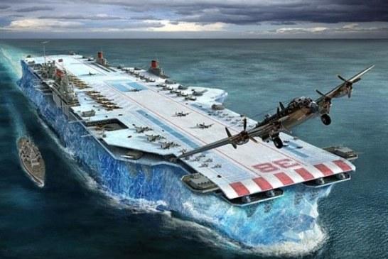 Ratni ledeni brodovi