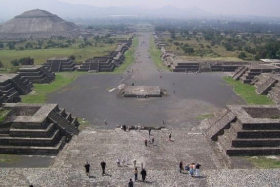 Grad piramida u Meksiku