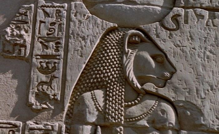 U Luksoru pronađene biste boginje s glavom lavice